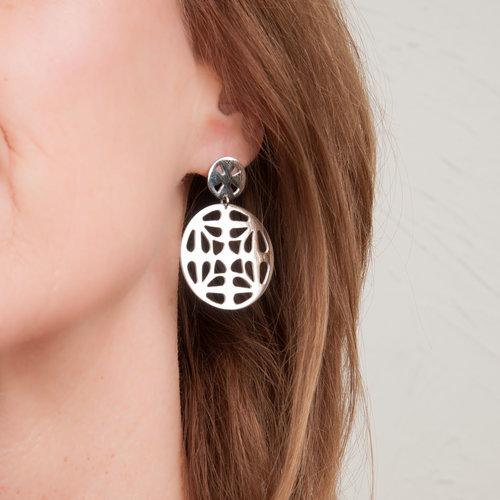 Boucles d'oreilles modèle ALEGRA