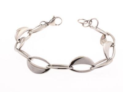 Bracelet acier CLAIRE