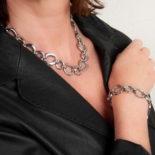 Bracelet acier MADELON