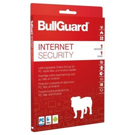 Bullguard Bullguard 1pc/1jaar