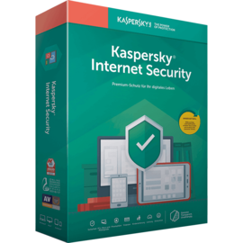 Kaspersky Kaspersky Internet Security 1pc/1jaar