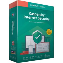Kaspersky Kaspersky Internet Security 1pc/1jaar
