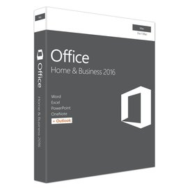 Microsoft Office 2016 voor Mac