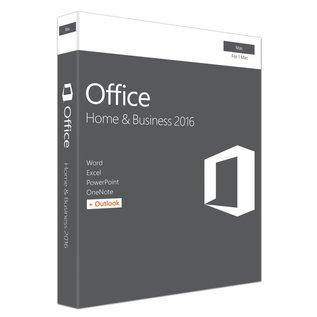 Microsoft Office 2016 voor Mac