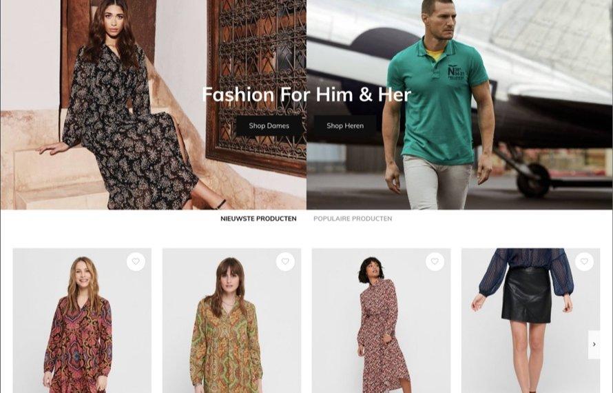 Shop nu ook online bij Greenfield!