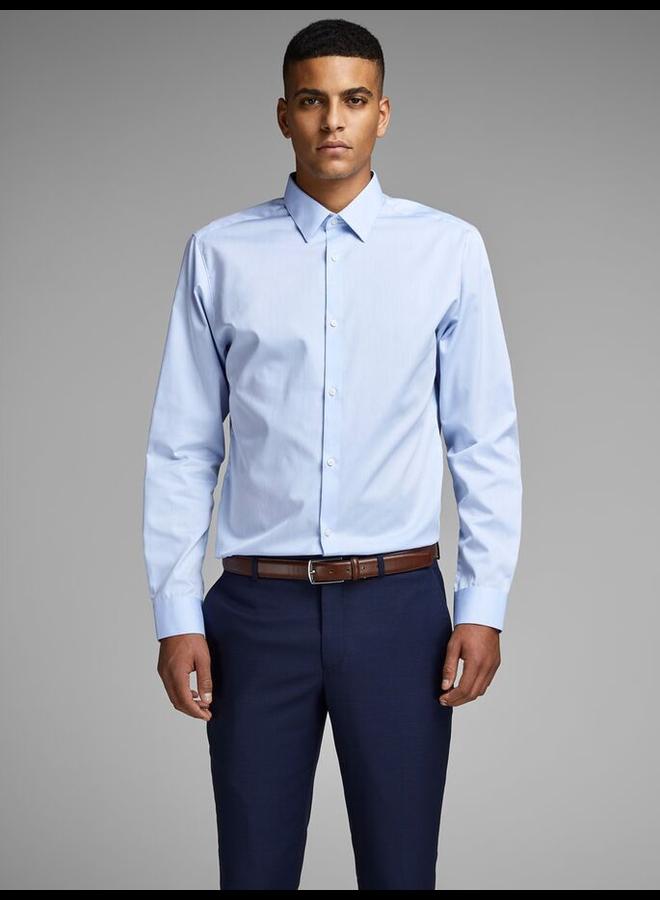 Jack & Jones Non Iron Overhemd 12125792 - Licht Blauw