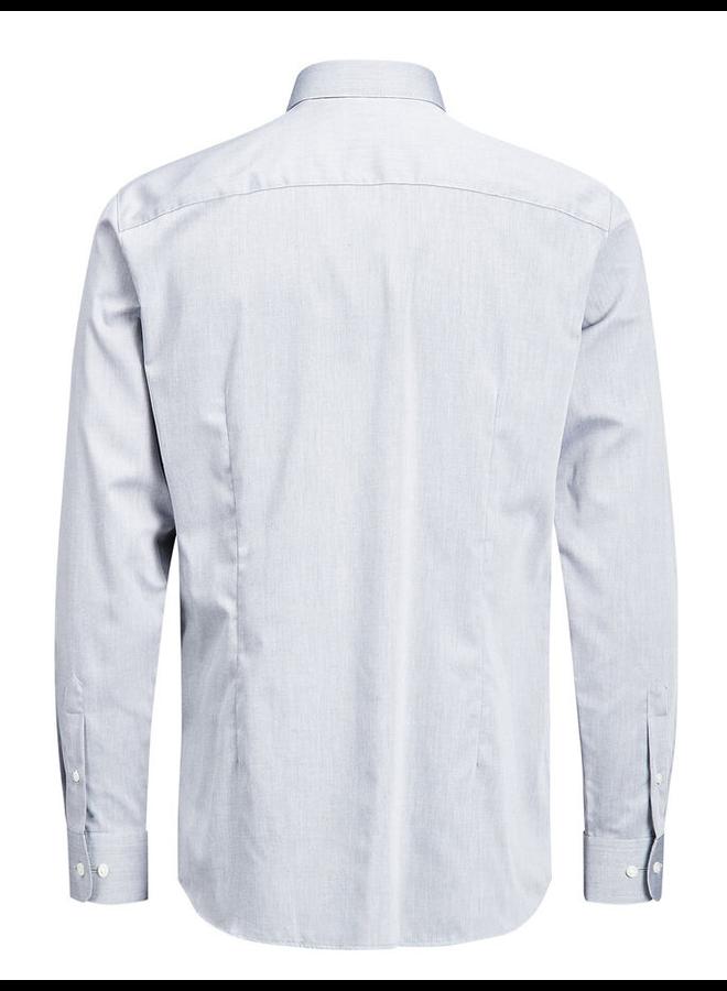 Jack & Jones Non Iron Overhemd 12125792 - Grijs