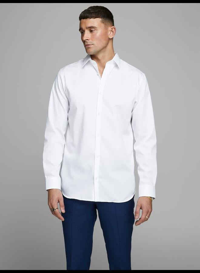 Non Iron Overhemd  12125792 - White