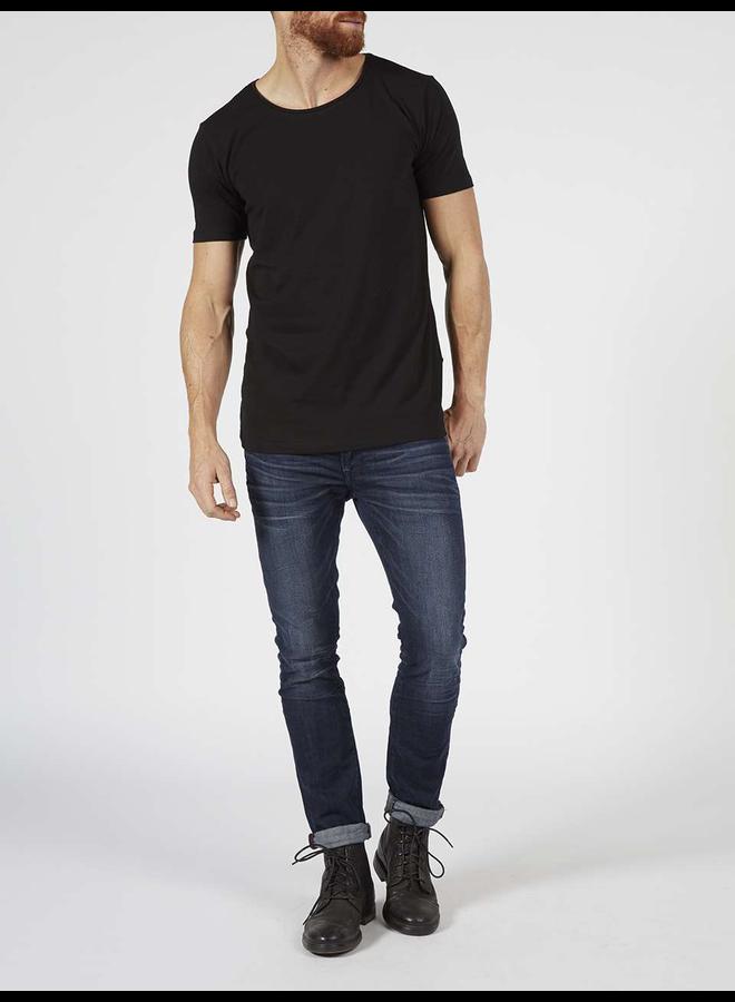 2-pack basic T-Shirt ronde hals - 9999 Black