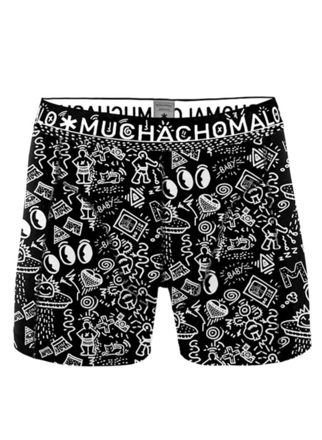 Muchachomalo Boxershort Icnsa1010-02 - 1-Pack