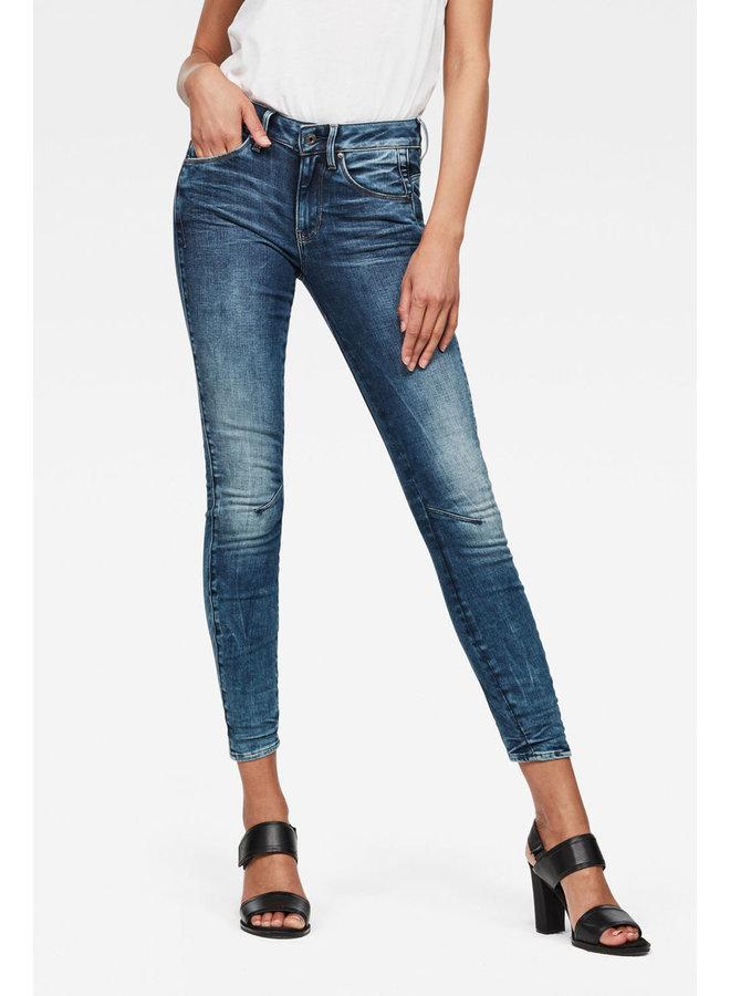G-Star Arc 3d Mid Skinny Jeans D05477 8968 - 071