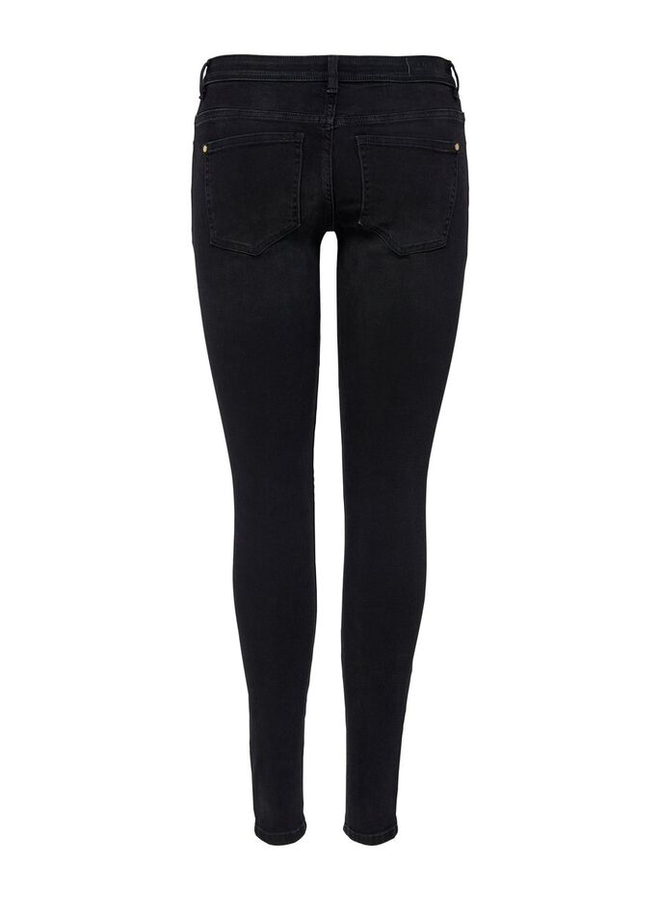 Only Skinny Jeans Isa 15211708 - Black Denim