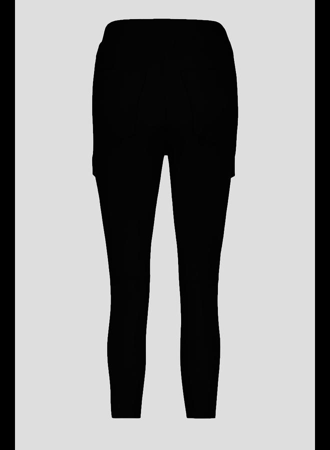 Penn&Ink W20LTD-Cargo Trouser - 90 Black