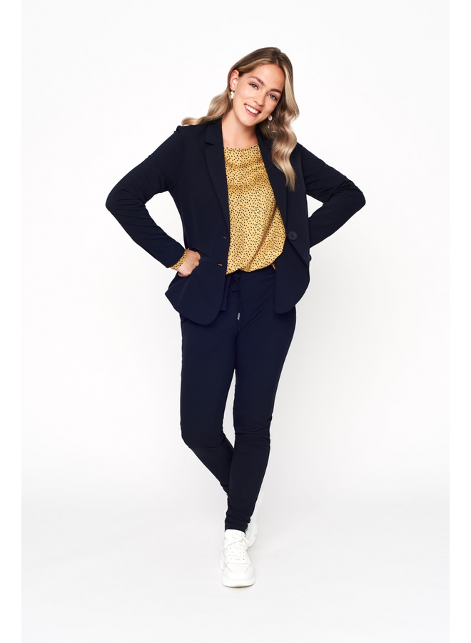 &Co Woman MC0614-B Phileine Blazer - Navy