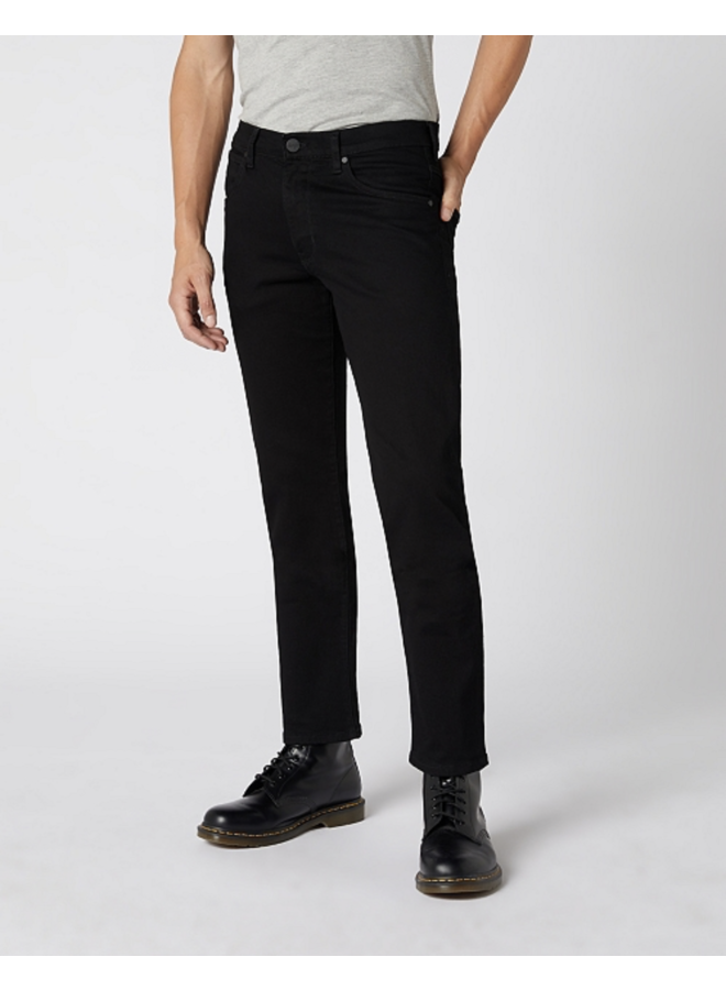 Straight Fit Jeans Arizona Black Valley - W120HP19A