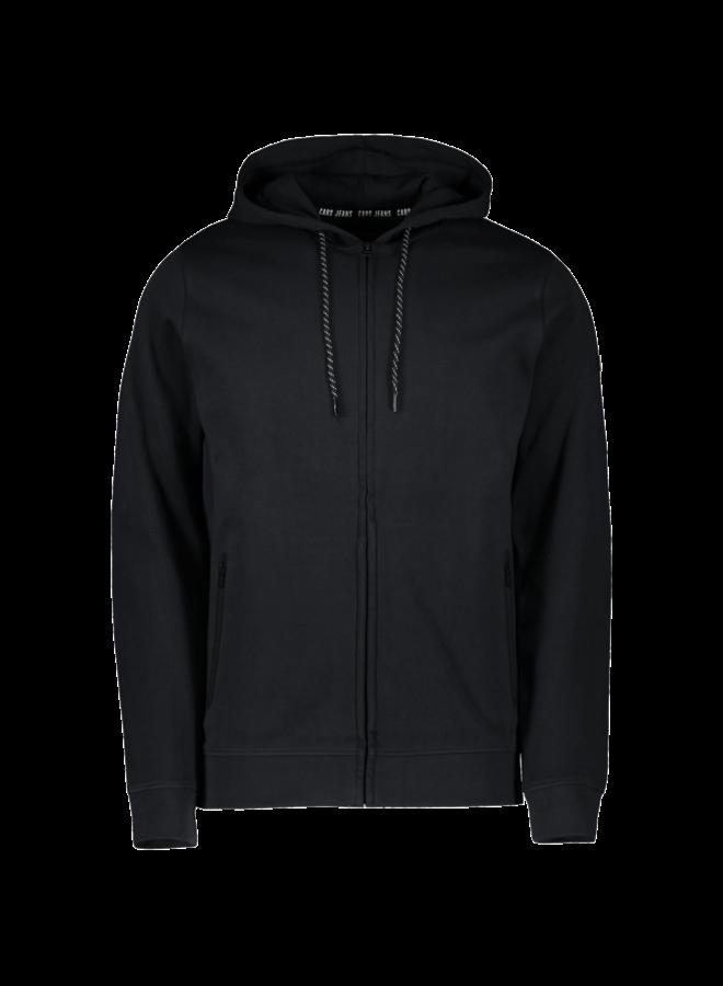 Vest 4029501 Iscar Hood - Black
