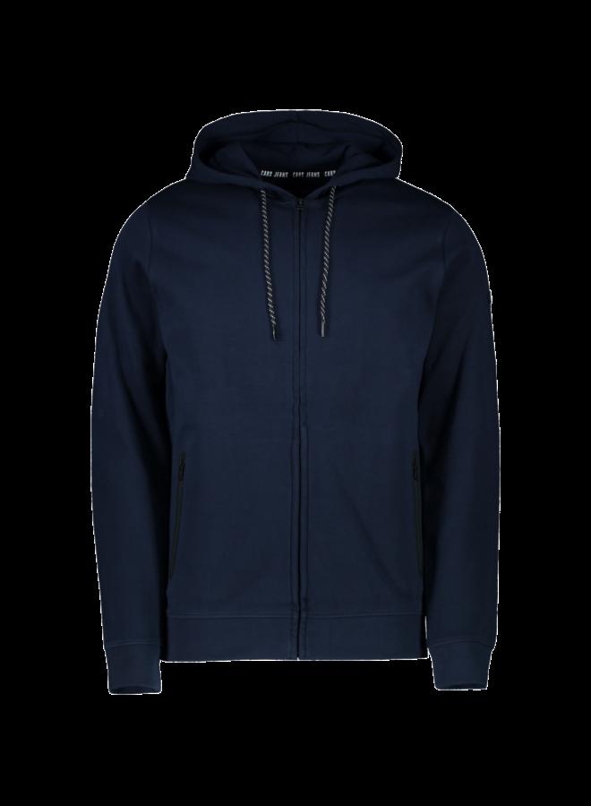 Vest 4029512 Iscar Hood - Navy