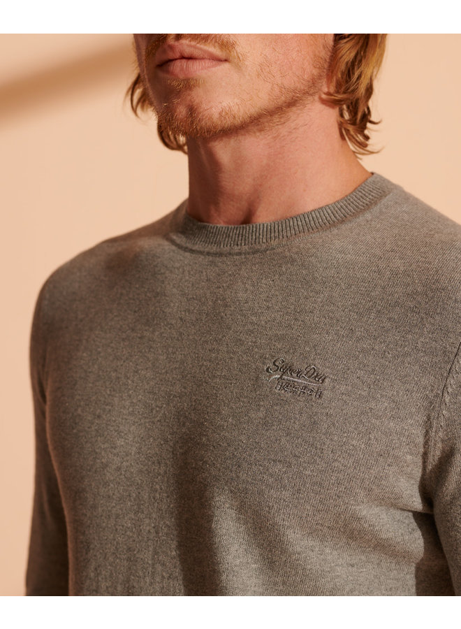 Superdry Trui M6110082a - 3UY Jersey Grey