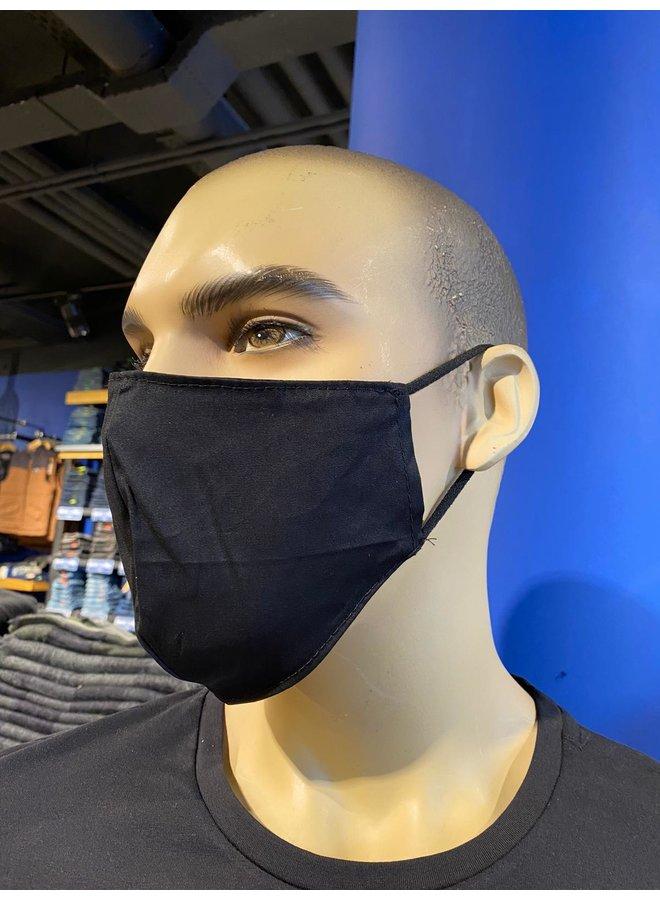 Greenfield Fashion Mondkapje - Zwart