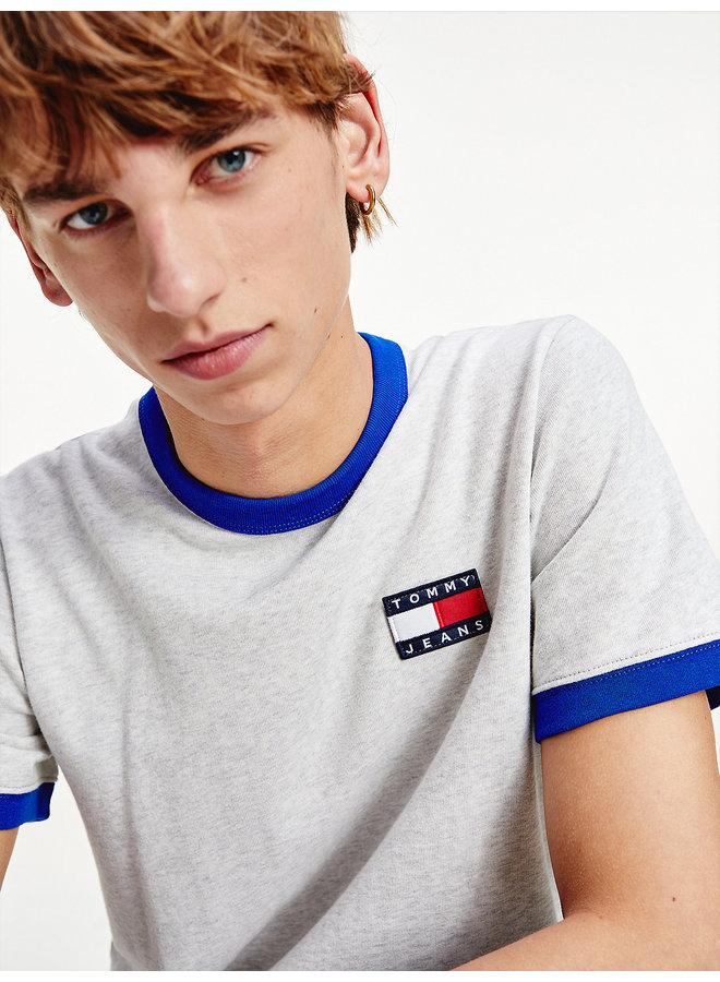 Tommy Hilfiger T-Shirt DM0DM10280 - PJ4 Silver Grey