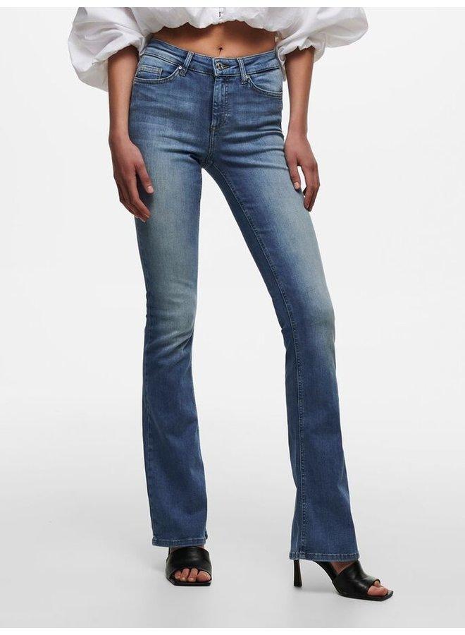 Flair Jeans Blush 15223514 - Medium Blue Denim