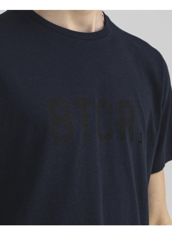 Butcher of Blue T-shirt 2112005 Fresco BTCR Tee - Alaska Blue