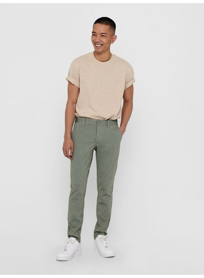 Only & Sons Chino Mark  22015833 - Olive Night