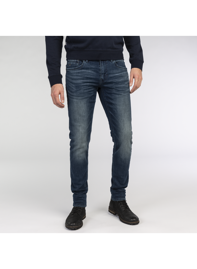 Slim Fit Tailwheel Jeans PTR140-DBI - Dark Blue Indigo