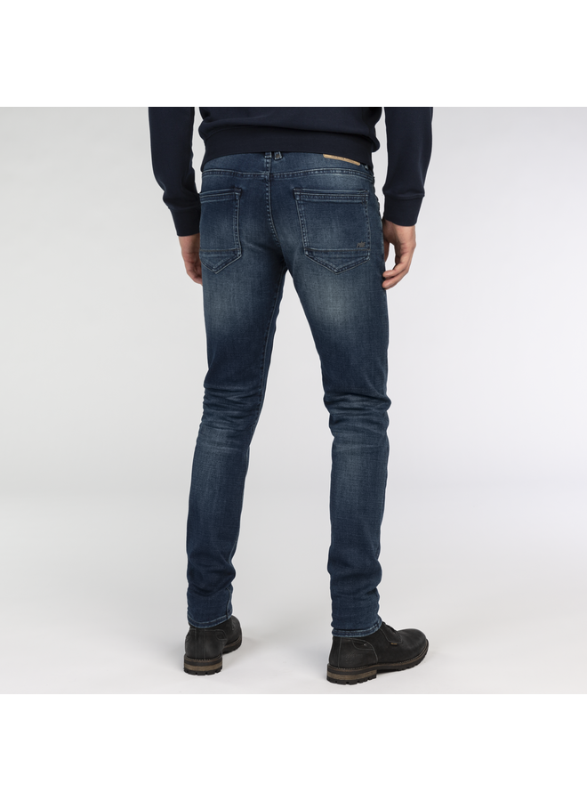PME Legend Slim Fit Tailwheel Jeans PTR140-DBI - Dark Blue Indigo
