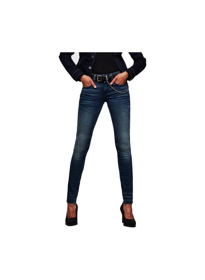 G-Star LYNN MID SKINNY Jeans 60885 6550 - 071