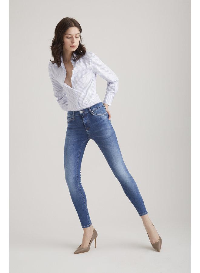 Cup of Joe Skinny Jeans Sophia - Blue VT