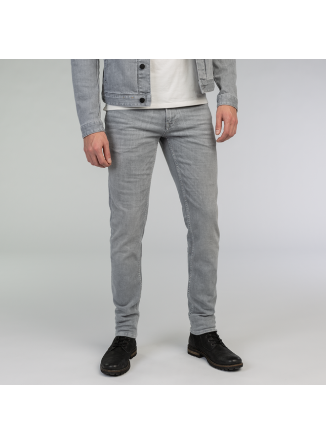 PME Legend Slim Fit XV Jeans PTR-150-SLG - Grijs