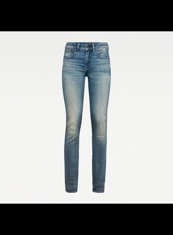 Jeans D05889 C296 C278 - 3301 Mid Skinny