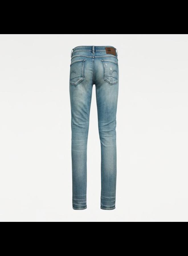 G-Star Jeans D05889 C296 C278 - 3301 Mid Skinny