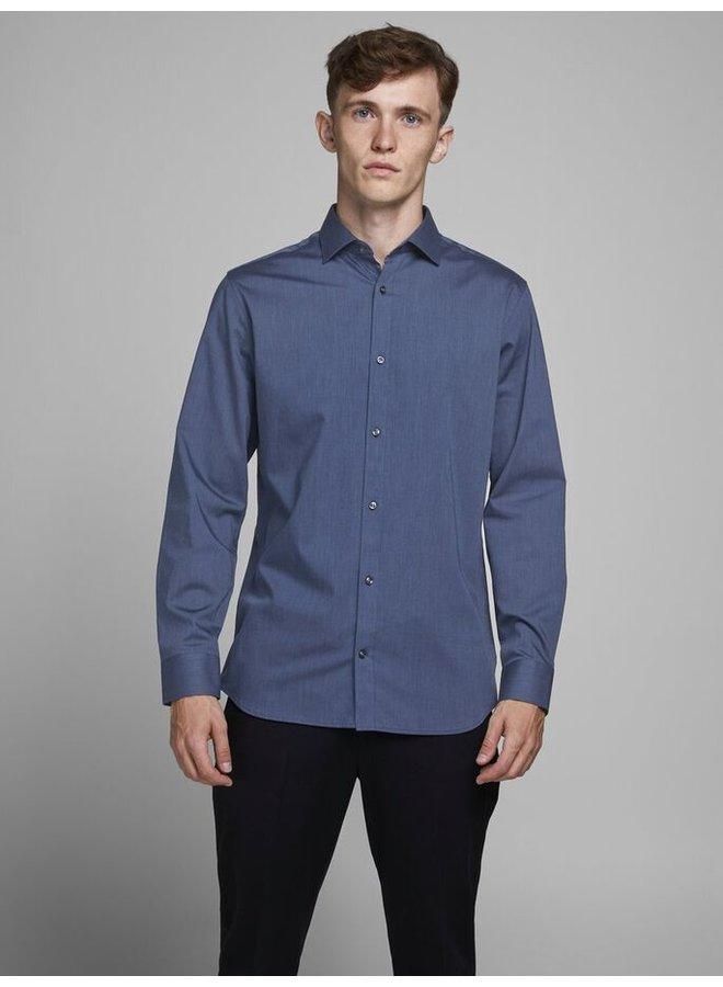 Overhemd 12178125 - Navy Blazer