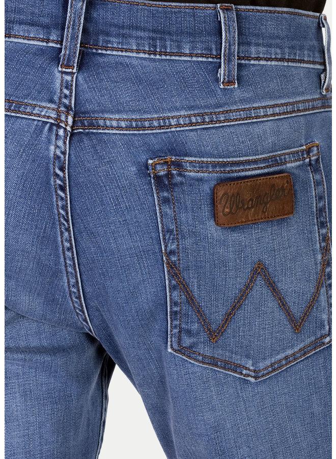 Wrangler Jeans W15QMU91Q - GREENSBORO BRIGHT STROKE