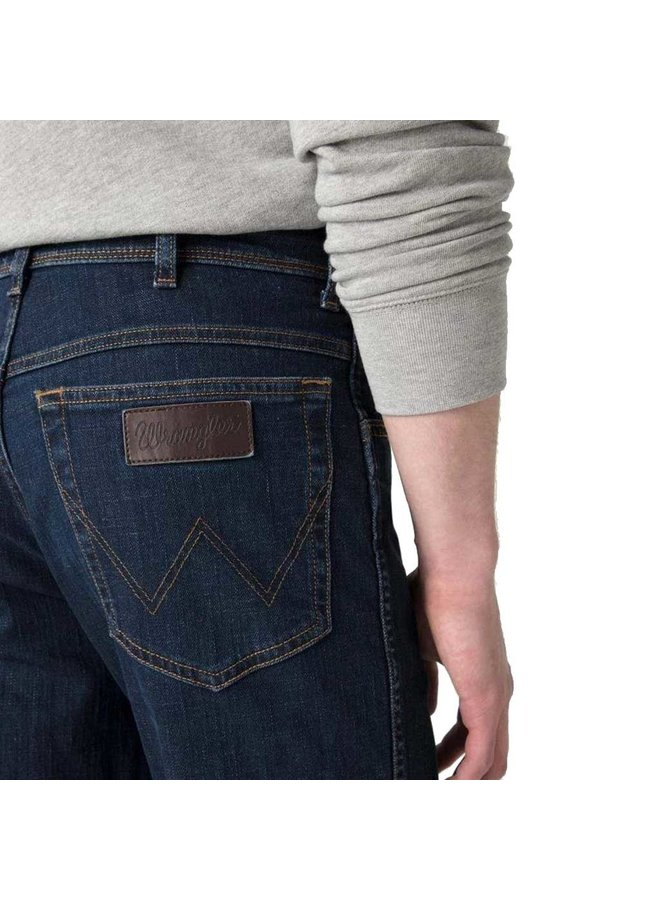 Wrangler Jeans W12S8311U - TEXAS SLIM CROSS GAME