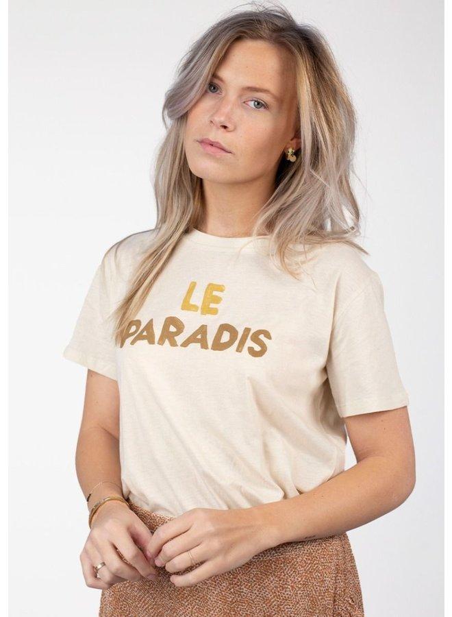 T-Shirt S21_77_ Suri Tee - Le Paradis