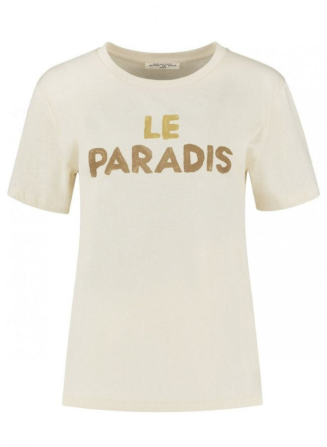 Circle of Trust T-Shirt S21_77_ Suri Tee - Le Paradis