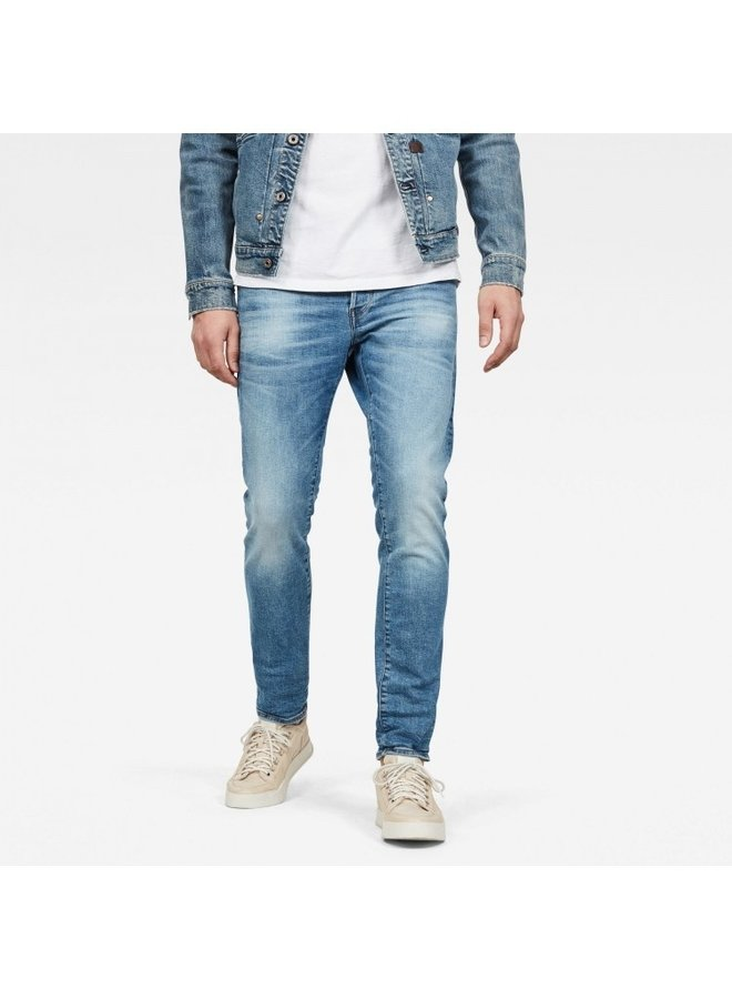 Jeans 51001 B631 A817 - Authentic Faded Blue