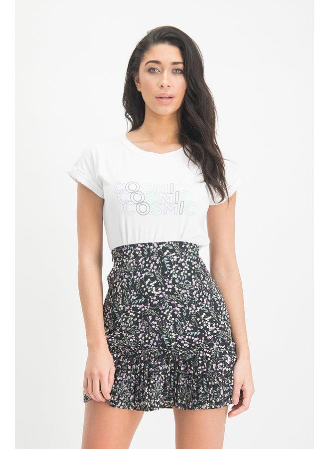 T-Shirt  MN68 Tee Lysa - White