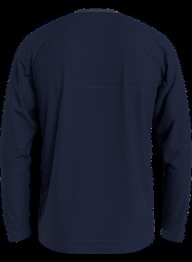 Tommy Jeans Trui DM0DM09968 Crew Neck - C87 Twilight Navy