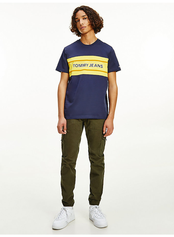 T-shirt DM0DM09950 Tee - C87 Twilight Navy