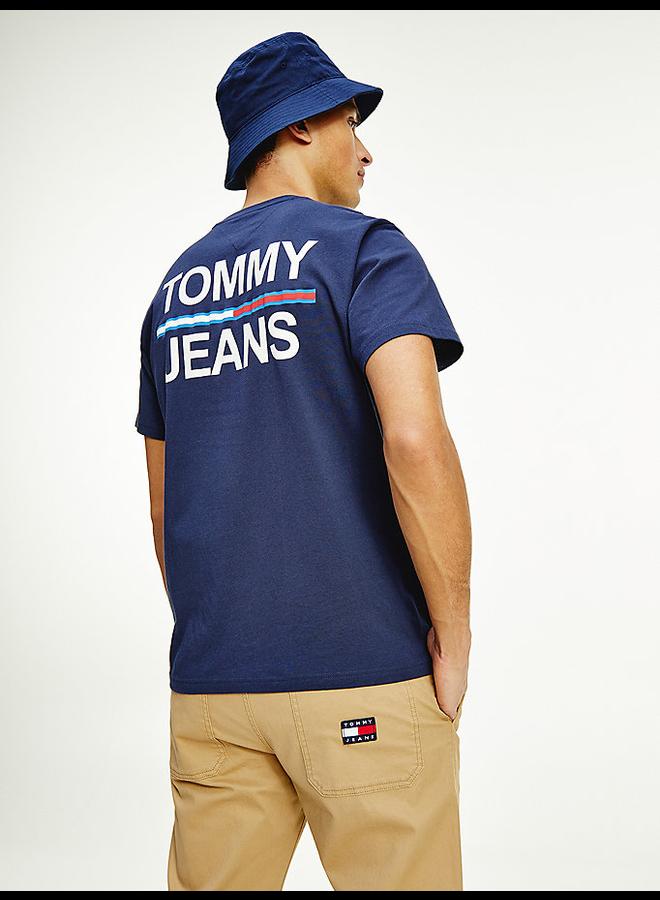 T-shirt DM0DM09718 Tee - C87 Twilight Navy