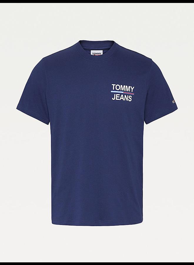 Tommy Jeans T-shirt DM0DM09718 Tee - C87 Twilight Navy