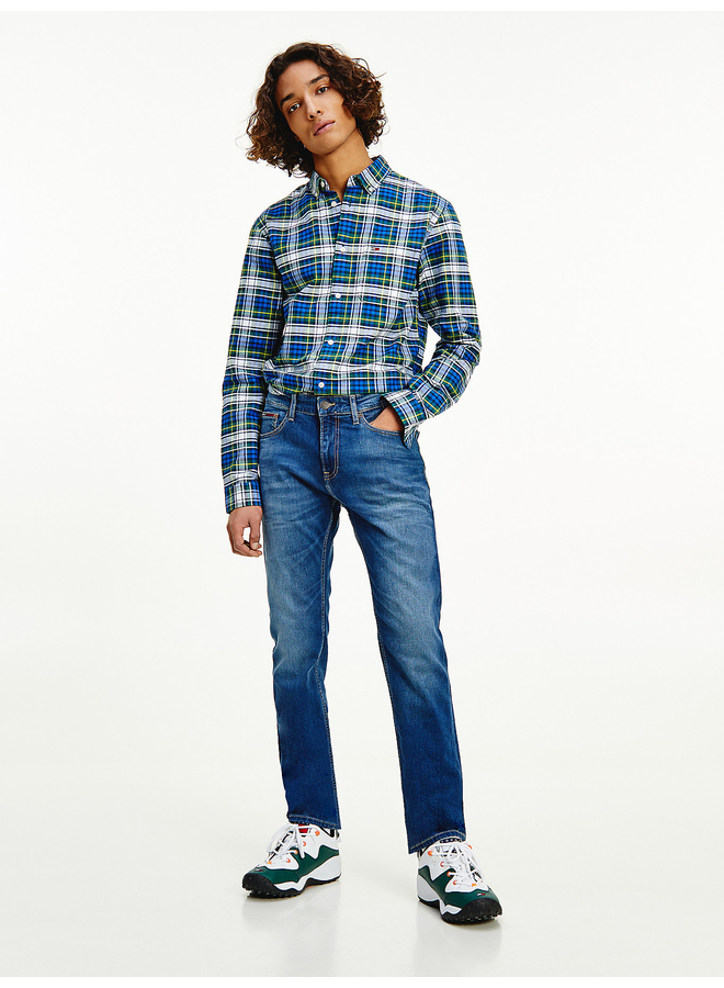 Slim Fit Jeans DM0DM09549 - 1A5 Scanton Slim