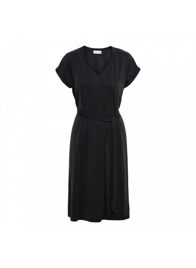 Jurk 14SS-DR153-A Mette Dress - Black