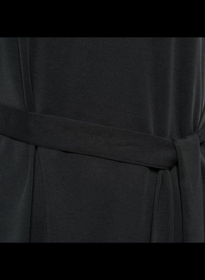 &Co Woman Jurk 14SS-DR153-A Mette Dress - Black