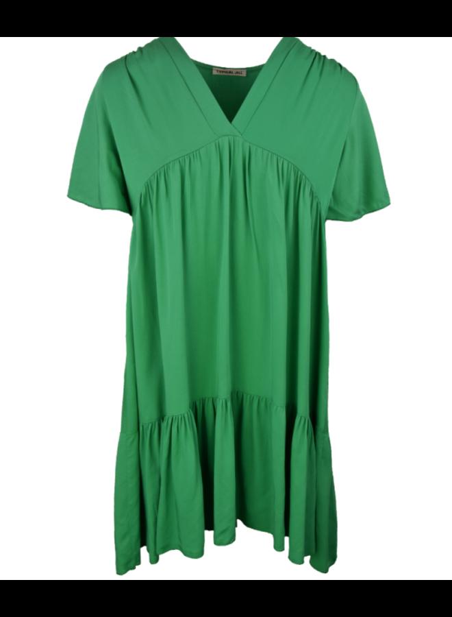 Jurk 10394 Carola - Green