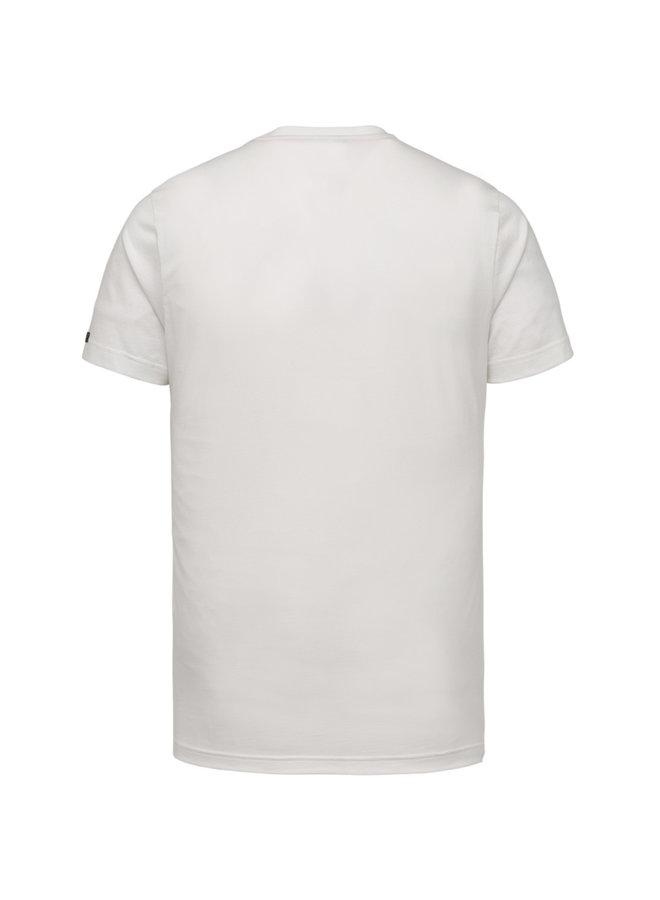 PME Legend T-shirt  PTSS214580 - 7003 Wit
